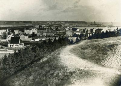 Gdynia – widok z Kamiennej Góry