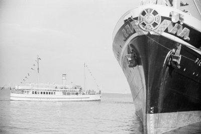 "Statek m/s ""Piłsudski"""