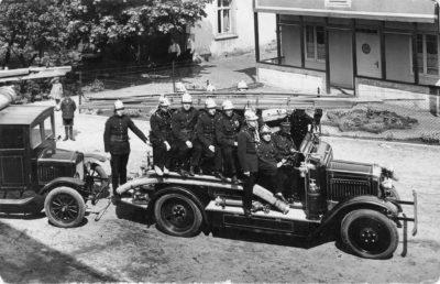 Drużyna Ochotniczej Straży Pożarnej z Gdyni