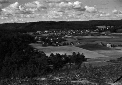 Gdynia Pustki Cisowskie – panorama