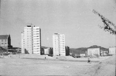 Gdynia Wzgórze Nowotki (ob. św. Maksymiliana) –  osiedle przy ul. Partyzantów w Gdyni