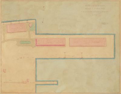 Plan sytuacyjny Dworca Morskiego w Gdyni
