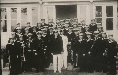 Orkiestra Marynarki Wojennej pod kierownictwem Aleksandra Dulina