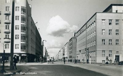 Gdynia – ul. Świętojańska