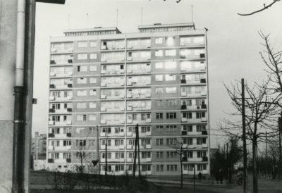 Wieżowiec przy ulicy Witomińskiej