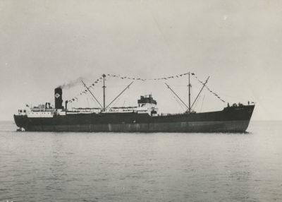 "Statek SS ""Robur VIII"""