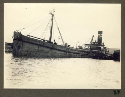 """Pogłębiarka ssąco-refulacyjna """"Gelderland III"""""""