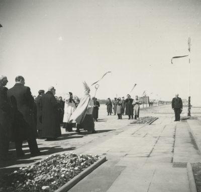 Uroczystość otwarcia portu we Władysławowie