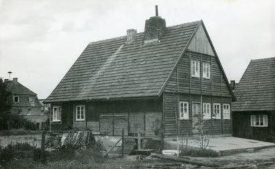Budynek przy ul. Matejki 14
