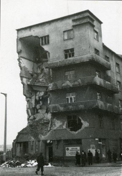 Budynek mieszkalny przy ul. Świętojańskiej 72