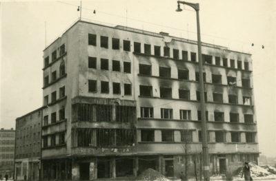 Kamienica Jana Skwiercza przy ul. Świętojańskiej 23