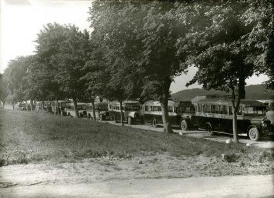 Autobusy na Szosie Gdańskiej