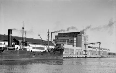 Olejarnia UNION SA w Gdyni – nabrzeże Indyjskie