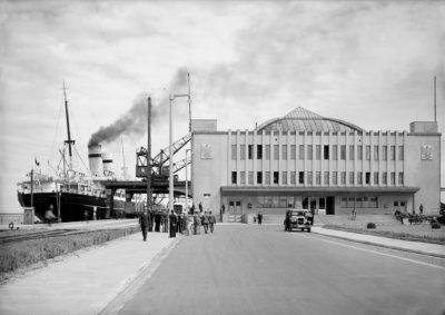 Dworzec Morski w Gdyni