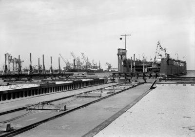 Slip i dok pływający Stoczni Gdyńskiej
