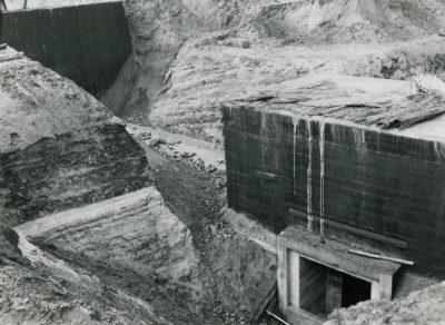 Budowa podziemnych magazynów paliw płynnych na Oksywiu