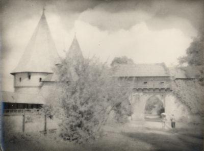 Bez tytułu (Przedzamcze zamku w Malborku)