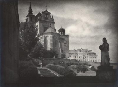 Warszawa. Mariensztat