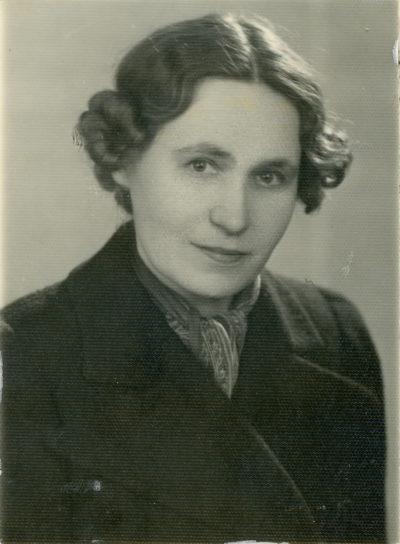 Janina Krajewska – dyrektorka Muzeum Miejskiego