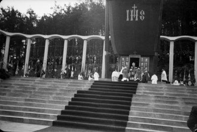 Kongres Eucharystyczny w Gdyni, 1939 – ołtarz na Placu Grumwaldzkim
