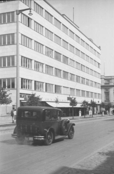 Budynek biurowy ZUS tzw. PLO