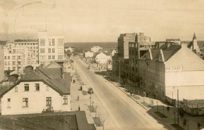 Gdynia – ulica 10 Lutego