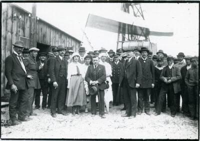 Podkomisja sejmowa na placu budowy portu